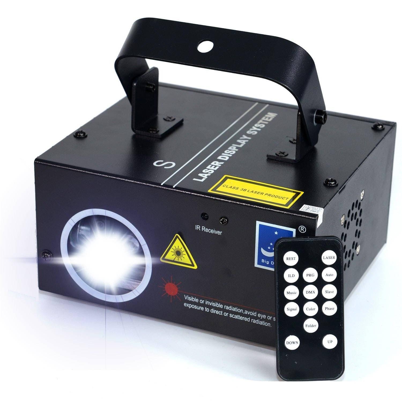 Программируемый лазерный проектор для лазерной рекламы Сургут